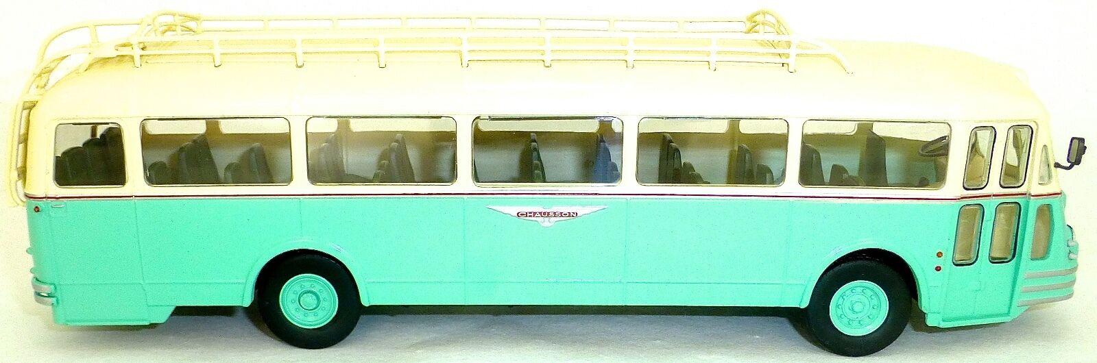 tutto in alta qualità e prezzo basso Chausson Chausson Chausson Aph 47 Donna De Cochon autobus Francia Ixo 1 43 Confezione Originale Nuovo  caldo