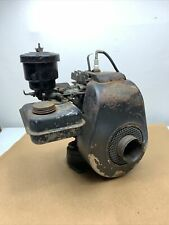 Vintage Briggs Amp Stratton Model 6s Rope Start Gasoline Engine Good Compression