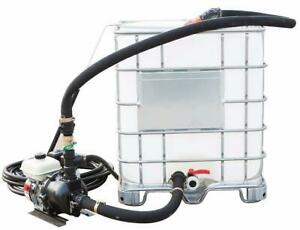 NEW ASPHALT DRIVEWAY SEALING SPRAYER SPRAY UNIT Hooks up to 275 Gallon Tote Buy NEW for price of used Parking lot Ontario Preview