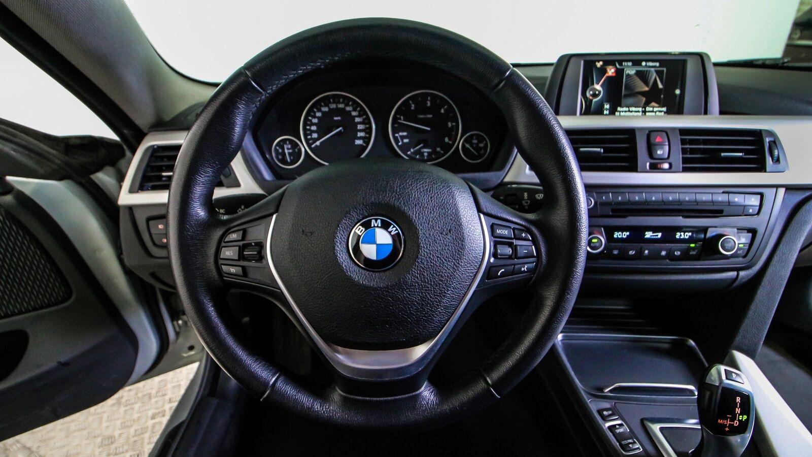 BMW 420d 2016
