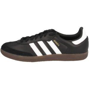 Details zu Adidas Samba Original Sneaker OG Schuhe black white gum Spezial Dragon BZ0058