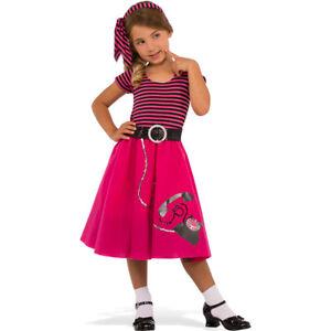 image is loading girls 50 039 s girl retro halloween costume