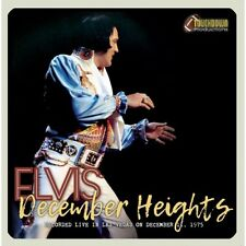 ELVIS PRESLEY - December Heights - CD RARE
