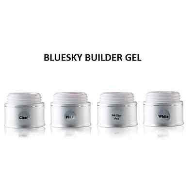 Bluesky Nail Art UV LED Soak Off Builder Gel Tips Manicure Tips Polish 15ml