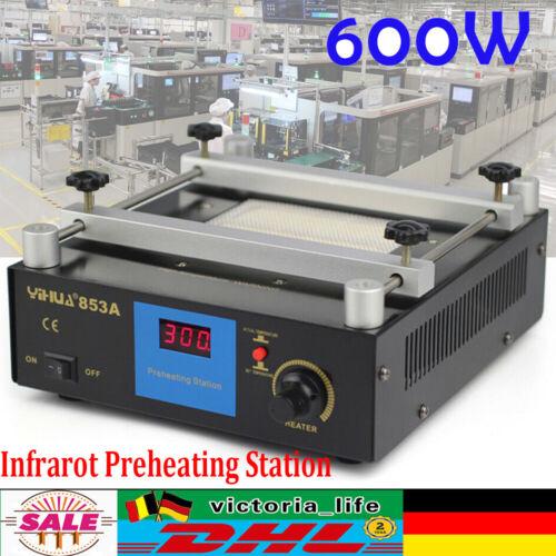 Infrarot Preheating Station Vorheizstation Vorwärmstation Digital Aufwärmstation
