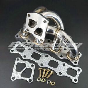 Tubular-Manifold-For-Mitsubishi-Lancer-Evolution-10-X-4B11-Turbo-2008-amp-2011