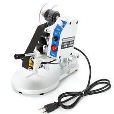 Hot Stamp Printer Manual Ribbon Code Printer 110v Thermal Date Coding Machine Us