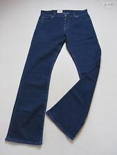 Levi's® 512 Bootcut Jeans Hose W 36 /L 34 NEU ! Dark Indigo Stretch Denim, RAR !