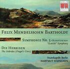 Mendelssohn: Symphony 5 / Hebrides (CD, Mar-2000, Berlin Classics)
