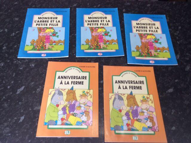 Raconte Et Chante: Monsieur L'arbre Et La Petite Fille/Anniversarie A La Ferme