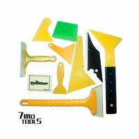 7mo Professional Car Window Tint Film Install Tools 1 Set Free Shipping