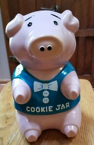 8-23-Vintage-1990-Fun-Damental-Talking-Pig-Cookie-Jar