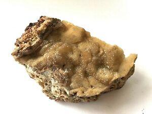 Smithsonite-Drusy-Crystal-12oz-90mm-Reiki-Healing-Stone-Psychic-Connection