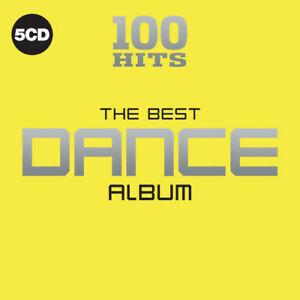 Various-Artists-100-Hits-Best-Dance-Album-Various-New-CD-Boxed-Set-UK
