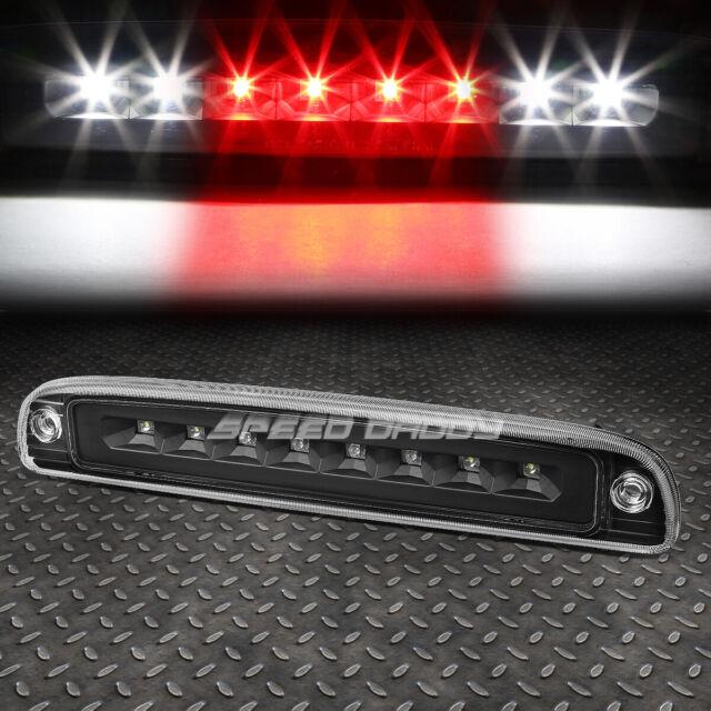BLACK HOUSING LED 3RD THIRD TAIL BRAKE LIGHT CARGO LAMP FOR 97-07 DODGE DAKOTA