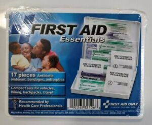 First Aid Emergency Travel Kit Medical Band-Aids and More Perfect for Vacation