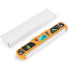 360 Digital Protractor Angle Finder Inclinometer Electronic Level Tset Ruler