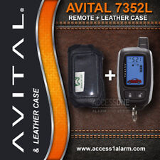 NEW 7352L AVITAL 2 WAY LCD REPLACEMENT REMOTE CONTROL PAGER 7352 477L 477T 477A