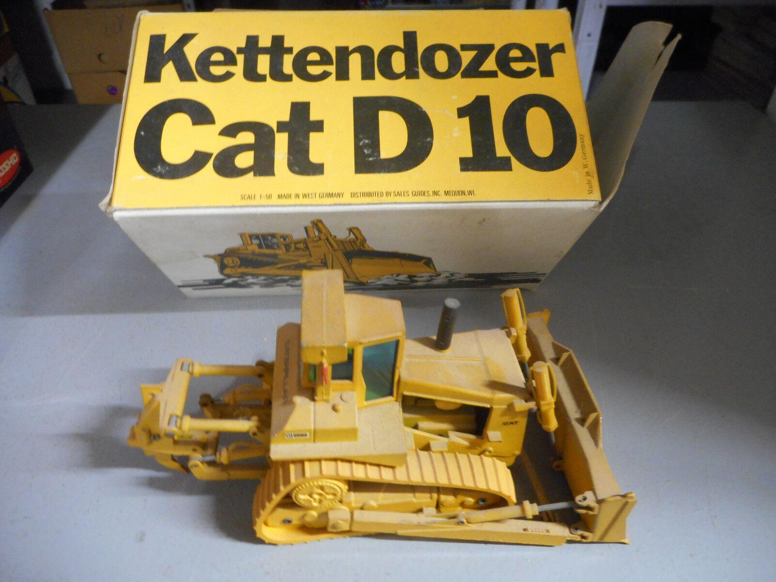CAT D10-D-10-1 50-CONRAD-ART. NR. 285----------------------------------------B38