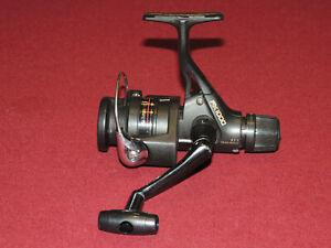 Older Shimano FX1000 Med/Lt Spinning Reel, Works Great, Rear Drag