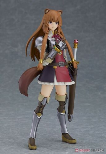 figma Rise of the Hero of the Shield Raphtalia Non-scale ABS /& PVC Painted movab