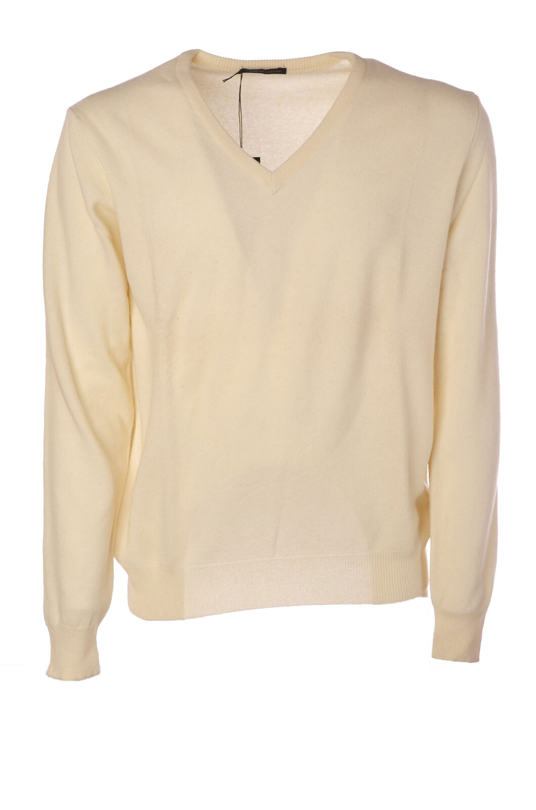 Roberto Collina  -  Sweaters - Male - White - 2845329N173601