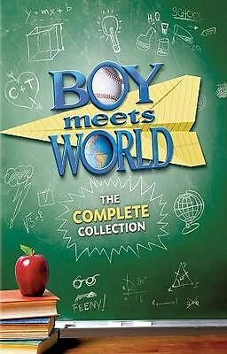 BOY meets WORLD:The Complete Series Collection Seasons 1-7 22-DVD Set Brand NEW