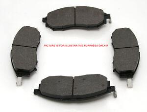 Rear-Brake-Pads-4-For-Nissan-Patrol-Y61-3-0TD-ZD30-02-2000-gt-ON