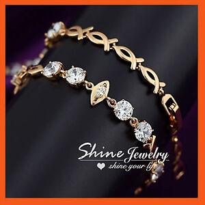 9K-ROSE-GOLD-GF-BR85-marquise-DIAMOND-WEDDING-DIAMOND-INFINITY-BANGLE-BRACELET