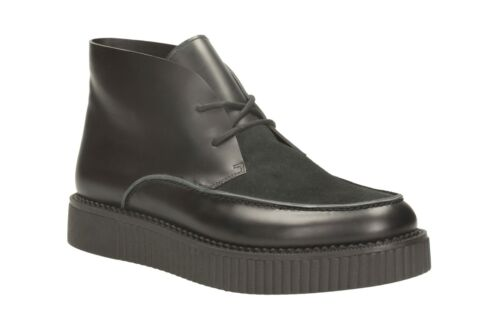 Edizione a Limitata Black G Uk Rockn 8 Clarks 11 V Top Combi Mens 7 10 9 UqywC0