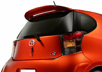 Scion Iq Roof Factory Style Unpainted Rear Wing Spoiler 2012-2015