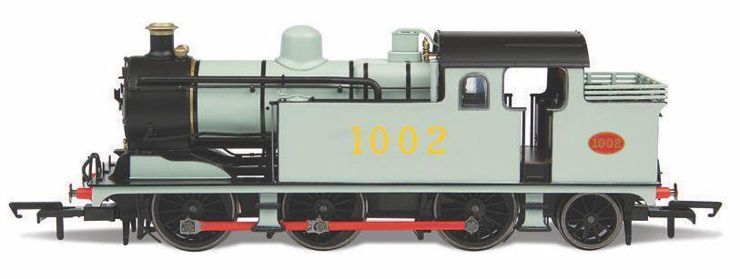 OXFORD järnväg GER K85 (N7) LOCO 0 -6 -2 nr 1002 OR76N701