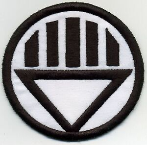 5-034-Black-Lantern-Corps-Classic-Style-Embroidered-Iron-On-Patch