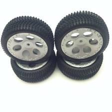 Dromida Wheel/Tire Assembled w/Foam Insert (4) DIDC1017