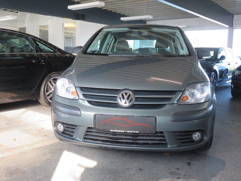 VW Golf Plus 1,9 TDi 105 Tour 5d - 49.800 kr.