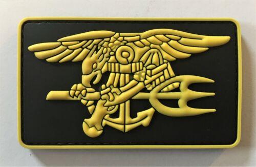 Navy SEAL BUD//S Trident Budweiser PVC Patch Hook/&Loop UDT SWCC PJ SCUBA SDV 295