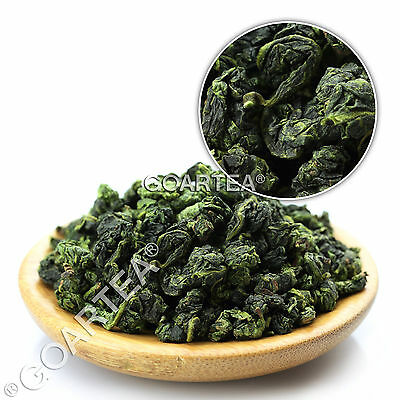 Supreme Organic High Mountain Anxi Tie Guan Yin Chinese Oolong Tea Loose Leaf