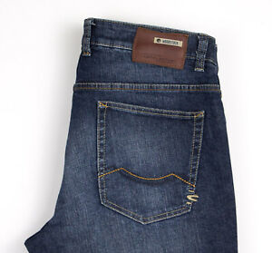 Camel-Active-Hommes-Woodstock-Droit-Jeans-Extensible-Taille-W35-L24-AOZ1133