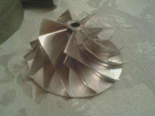 Holset Turbo 60 x 86 HE351CW HX40 HE351VE Billet Compressor Wheel