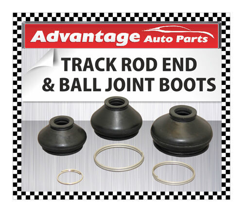 ROVER 200 Coupe Track Rod End Ball Joint Dust Cap Coperchio Boot-medio