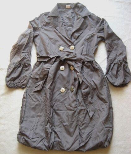 3 suisses Cappotto da Donna con Cintura grigio