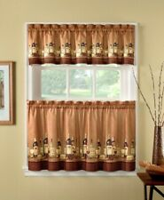 CHF Industries Wines Kitchen Curtain Set
