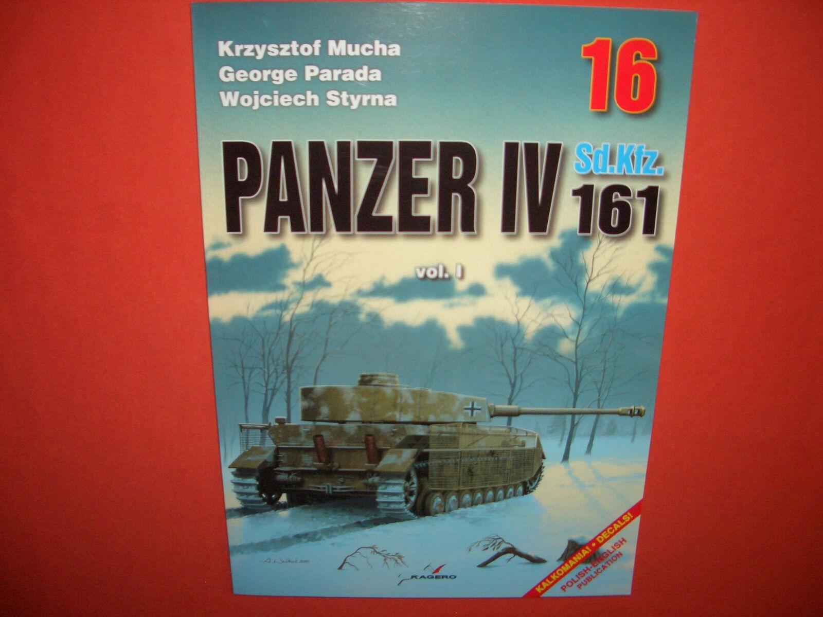 Kagero Pheißosniper Fotosnajper 16, PANZER IV Sd.Kfz.161 & frei Decals