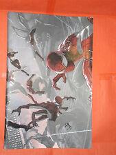 AMAZING SPIDERMAN UOMO RAGNO-18-RARA VARIANT COVER-GABRIELE DELL'OTTO-RAGNOVERSO