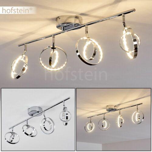 drehbare LED Flur Leuchte Decken Lampen Wohn Schlaf Zimmer Beleuchtung 4-flammig