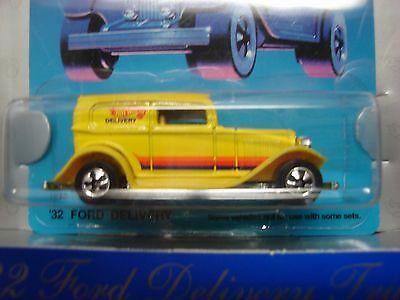 Hot Wheels The Hot Ones /'32 Ford Sedan Delivery Yellow