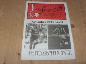 Flashing-Blade-Sheffield-Utd-fanzine-No-33-1993