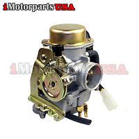 Cvk Performance Carburetor Manco Talon 260cc 300cc Linhai Atv Utv Off Road Carb