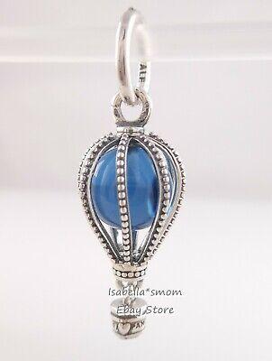 charm pandora mongolfiera blu