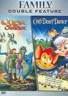 Quest for Camelot Cats Don't Dance 2 Discs 2008 DVD